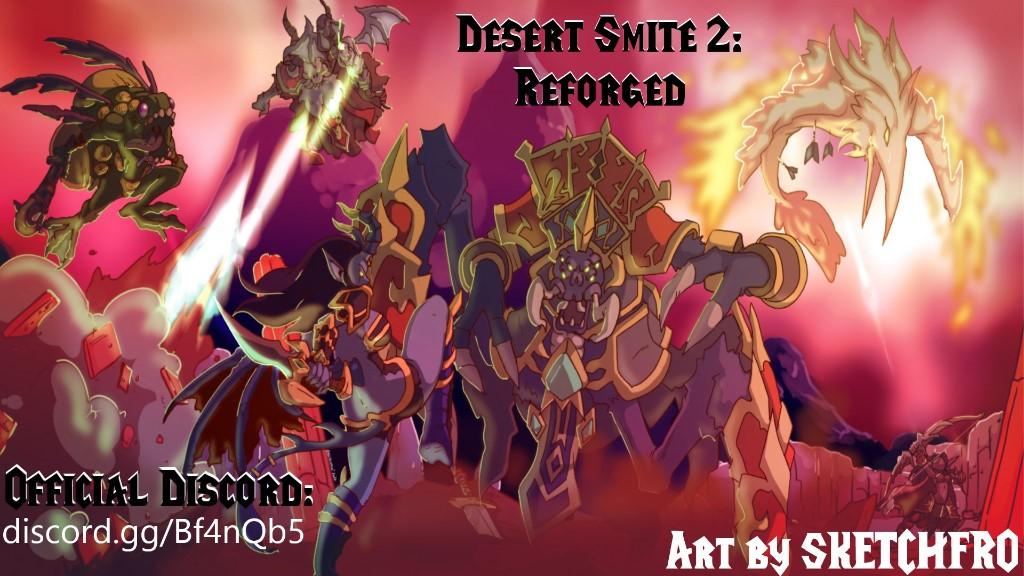 Desert Smite 2 Reforged v2.1 - Warcraft 3: Custom Map avatar