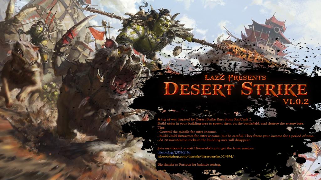 Desert_Strike_V2.0.1 - Warcraft 3: Custom Map avatar