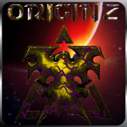 OriginZ v0.31 - Warcraft 3: Mini map