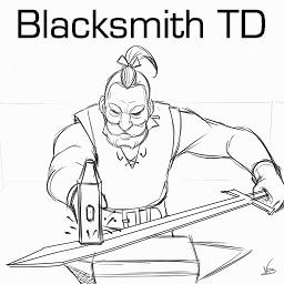 [A]_Blacksmith_TD_0.23b - Warcraft 3: Mini map
