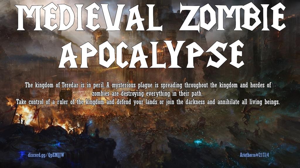 Medieval Zombie Apocalypse 2.38 - Warcraft 3: Custom Map avatar