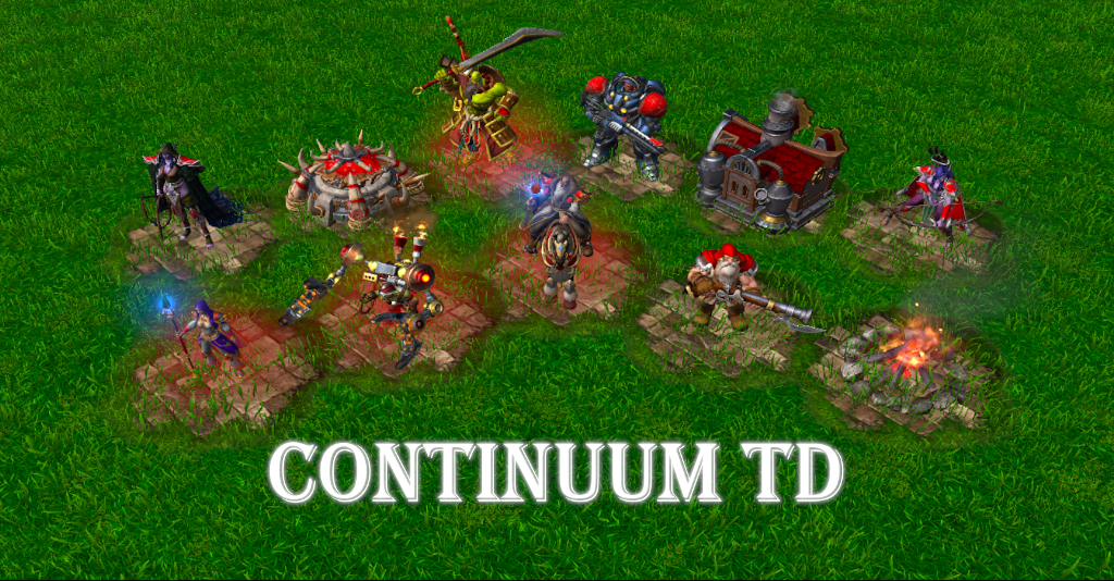 Continuum TD 1.0.4.2 - Warcraft 3: Custom Map avatar