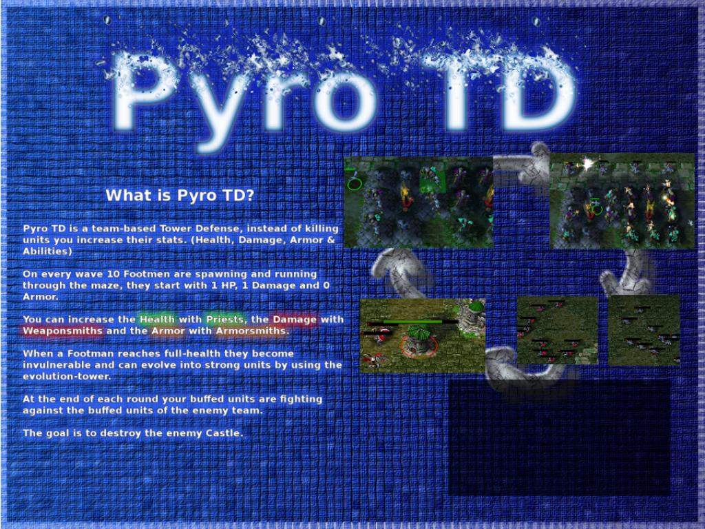 Pyro TD 0.31c - Warcraft 3: Custom Map avatar