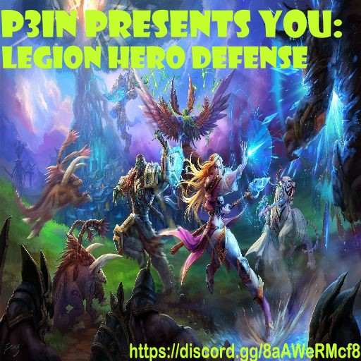 Legion Hero Defense 0.4E - Warcraft 3: Custom Map avatar