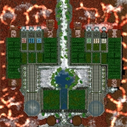 HELLHALT v5.0.76 - Warcraft 3: Mini map