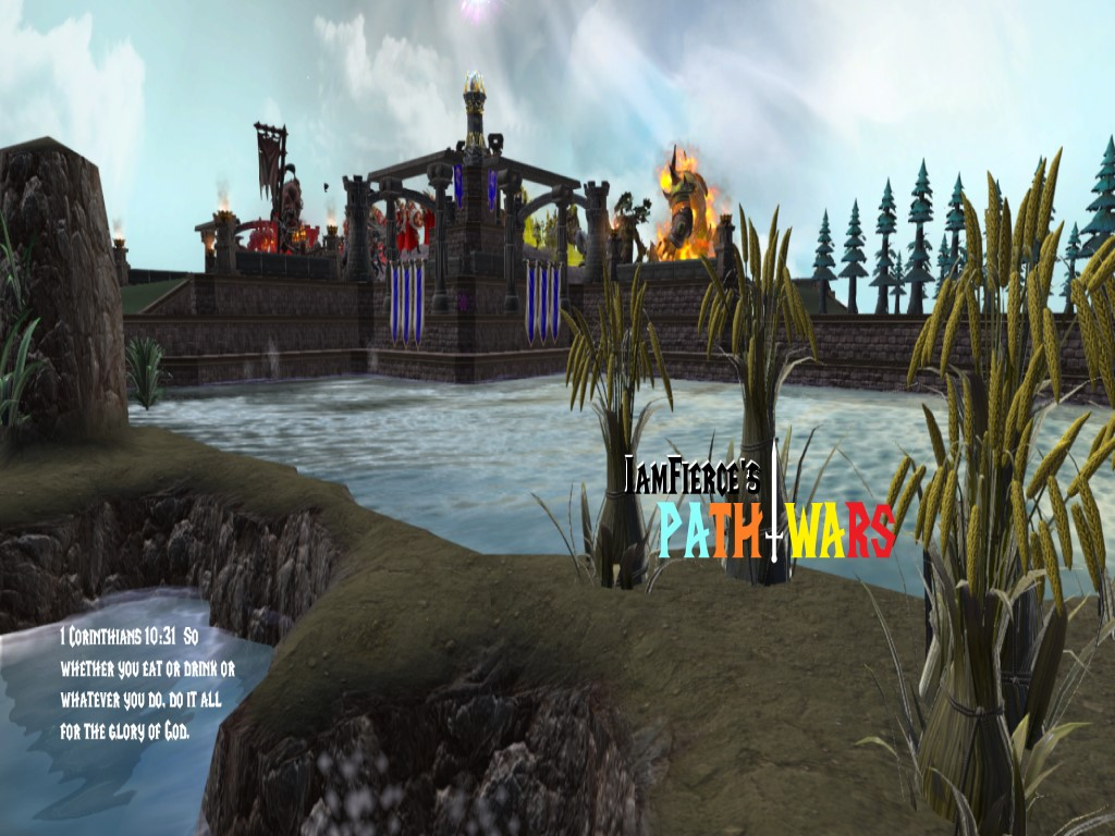 PATH WARS v1.56 - Warcraft 3: Custom Map avatar