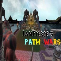 PATH WARS v1.56 - Warcraft 3: Mini map