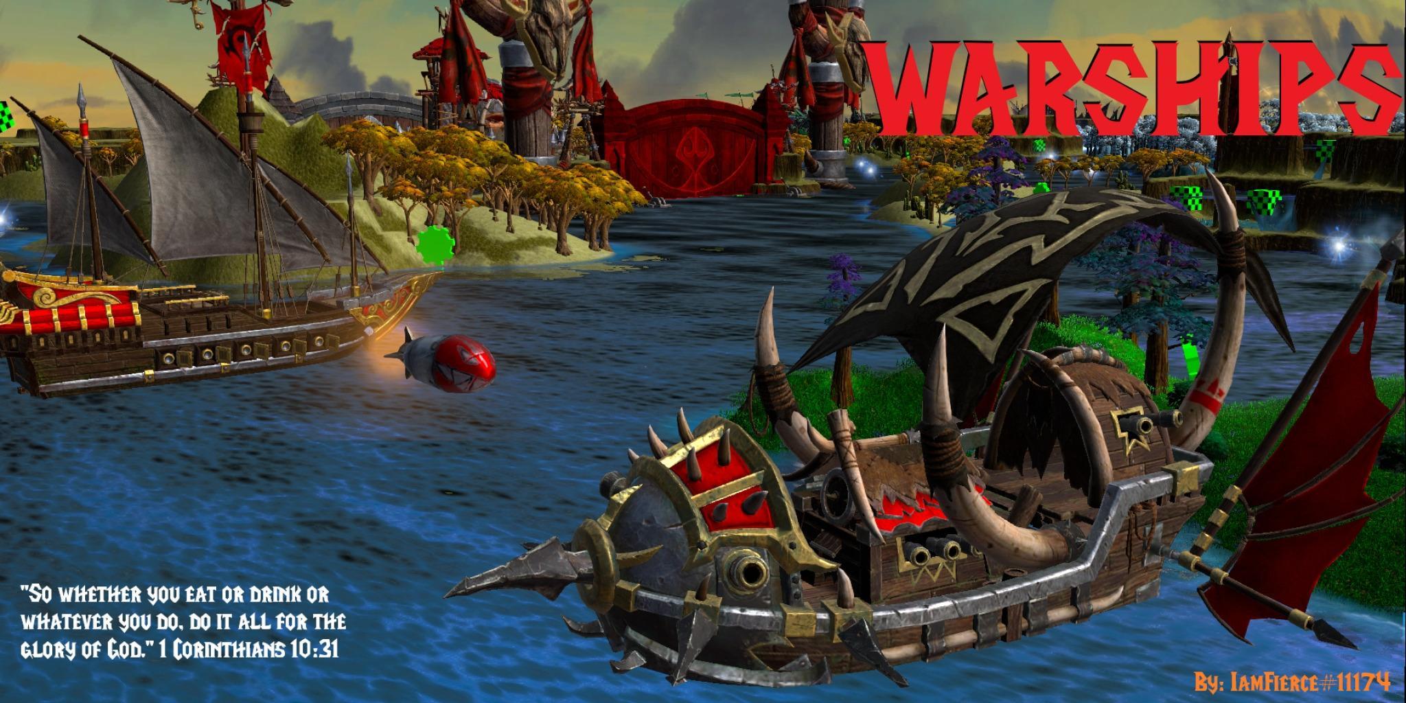 WARSHIPS v.31 - Warcraft 3: Custom Map avatar