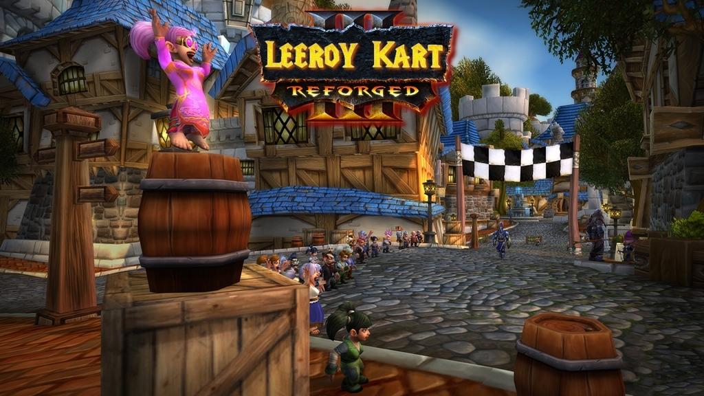 Leeroy Kart Reforged 2.2 - Warcraft 3: Custom Map avatar