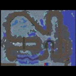 Leeroy Kart Reforged 2.2 - Warcraft 3: Mini map