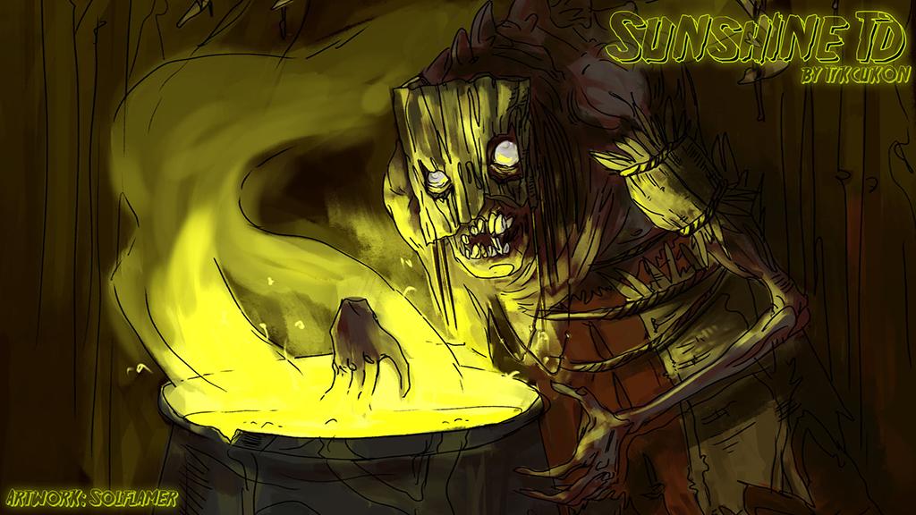 Sunshine TD [8] v1.26 - Warcraft 3: Custom Map avatar