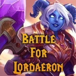 Lordaeron WoW v4.41a - Warcraft 3: Mini map