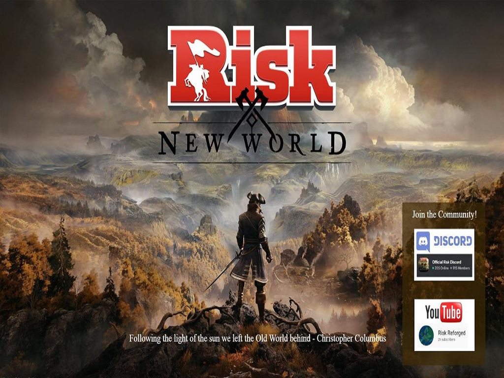 Risk - New World! v4.0 - Warcraft 3: Custom Map avatar