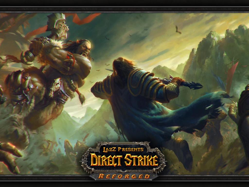 Direct Strike Reforged V1.3.3b - Warcraft 3: Custom Map avatar