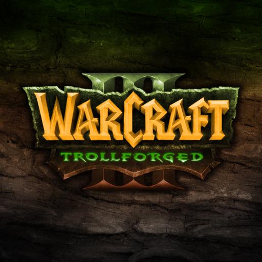 Circle TD Trollforged Warcraft 3: Map image