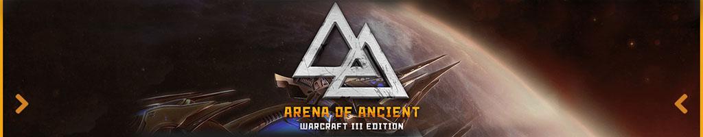 Arena of Ancient v1.9 - Warcraft 3: Custom Map avatar