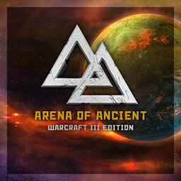 Arena of Ancient v1.9 - Warcraft 3: Mini map