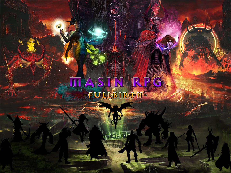 Masin RPG Fullbirth v0.21 - Warcraft 3: Custom Map avatar