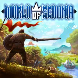 World of Sedonia RPG 2.4 - Warcraft 3: Mini map