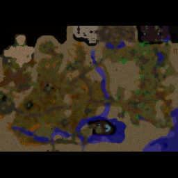 WitP: Cataclysm V0.45 - Warcraft 3: Mini map