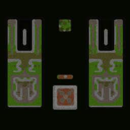 Enfo's TS:MT Edition 2.01 - Warcraft 3: Mini map