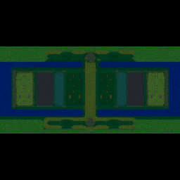 Soul Collectors (2.2) - Warcraft 3: Mini map