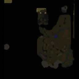 Friday the 13th - Medieval 0.7 - Warcraft 3: Mini map