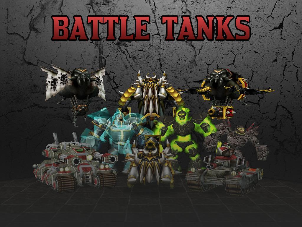 Battle Tanks 9.10 - Warcraft 3: Custom Map avatar