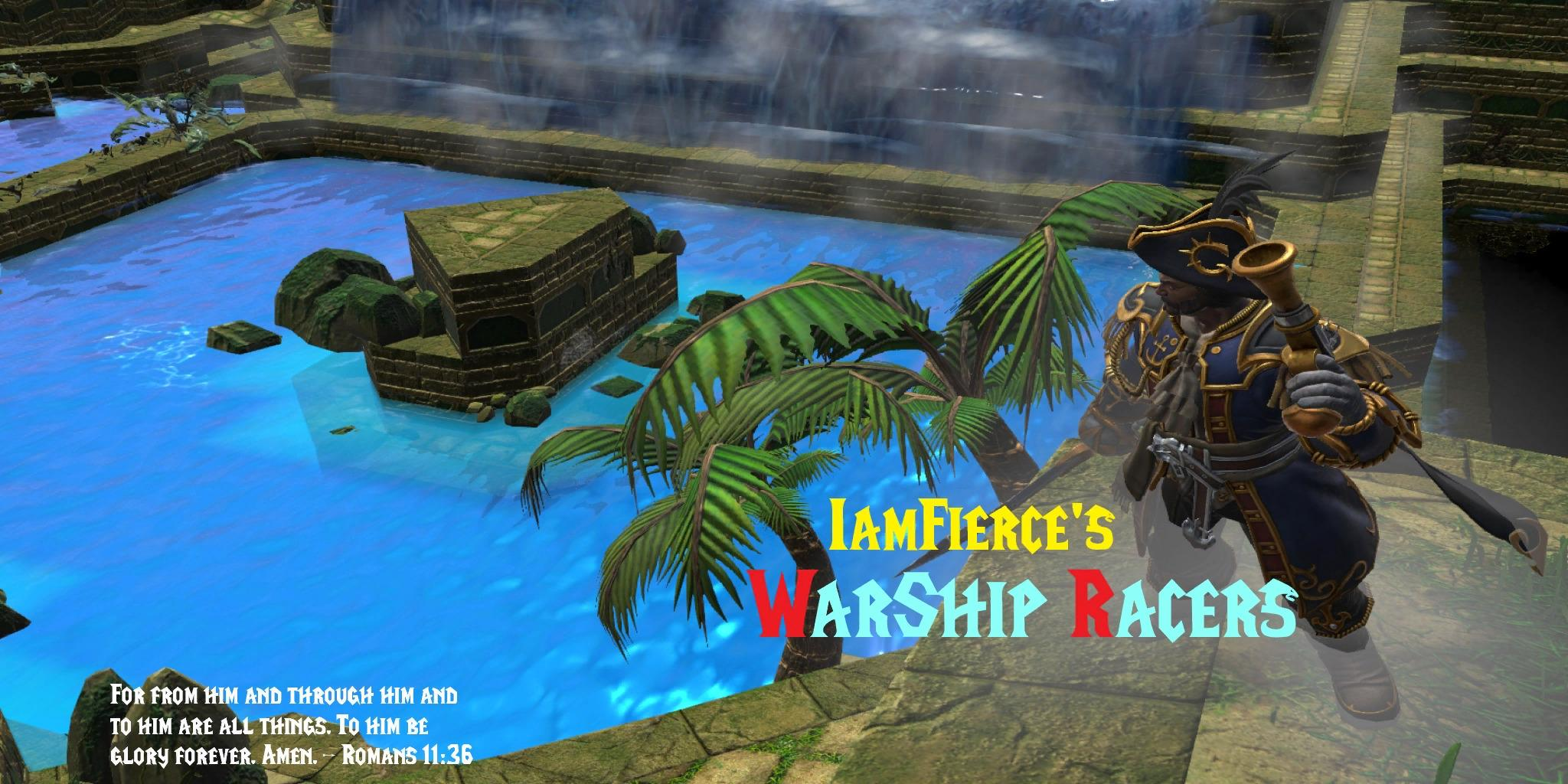 Warship Racers V.18 - Warcraft 3: Custom Map avatar