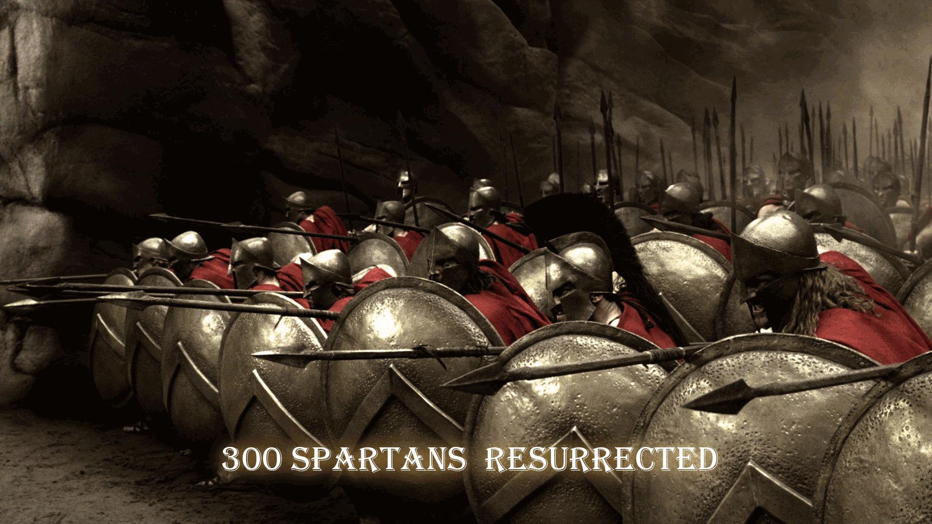300 Spartans R (1.9HF89) - Warcraft 3: Custom Map avatar