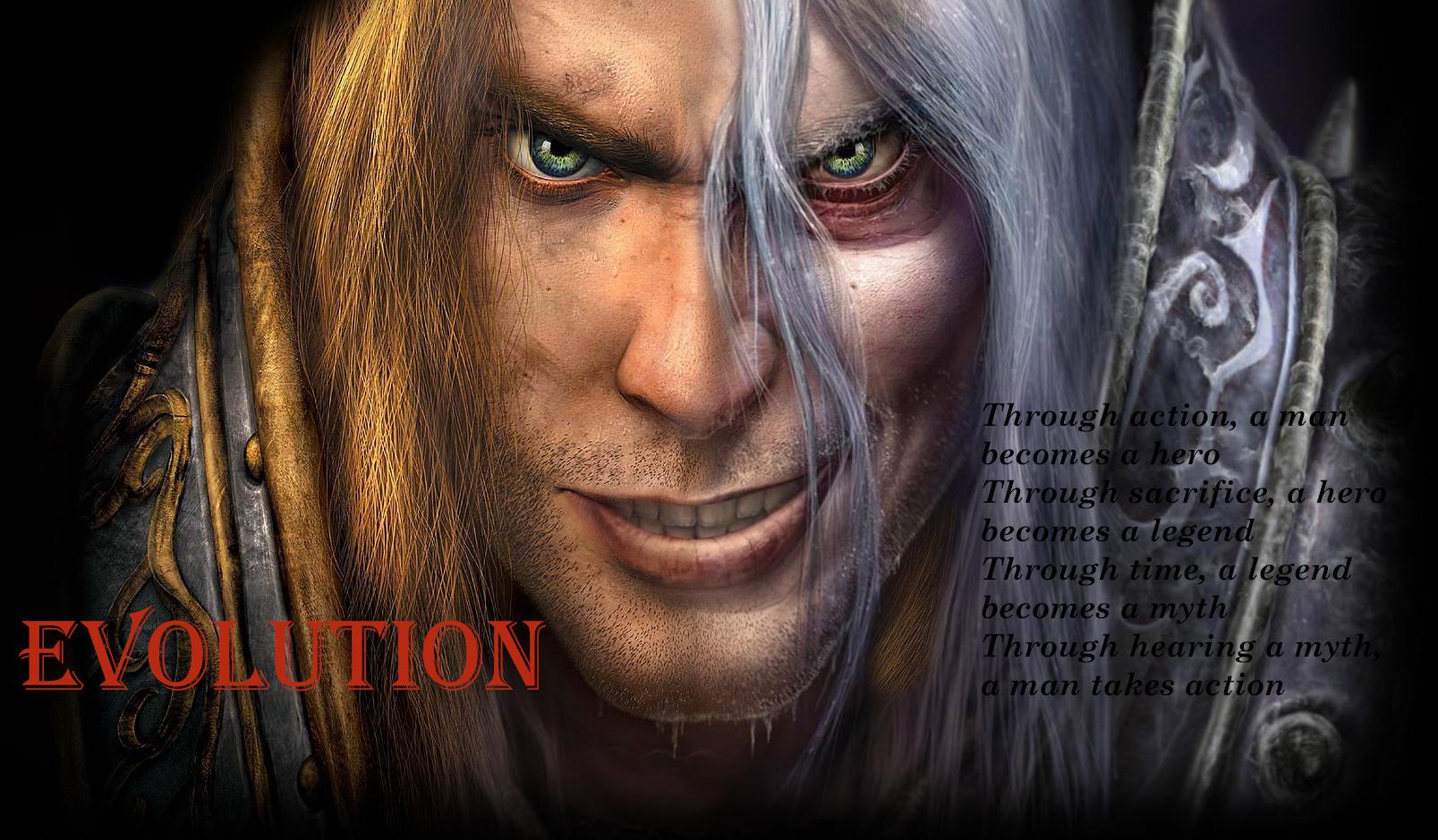 Evolution V. 1.1a - Warcraft 3: Custom Map avatar