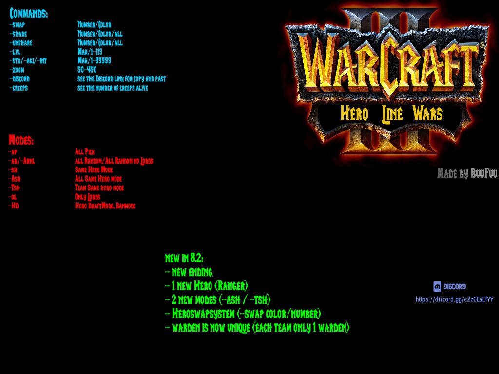 HLW 8.3 - Warcraft 3: Custom Map avatar