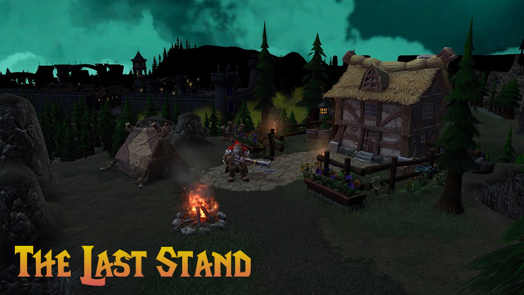 The Last Stand v0.4.0 - Warcraft 3: Custom Map avatar
