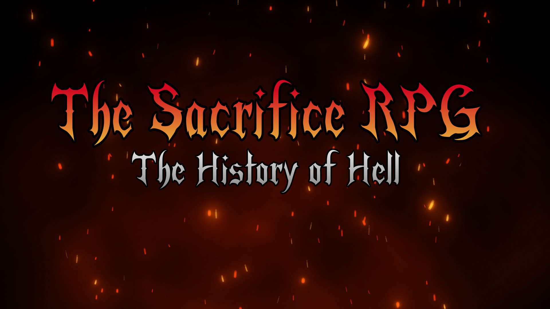 The Sacrifice RPG v1.19.28.3a - Warcraft 3: Custom Map avatar