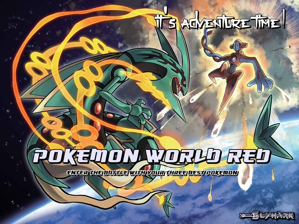 Pokemon World Red 1.9c - Warcraft 3: Custom Map avatar
